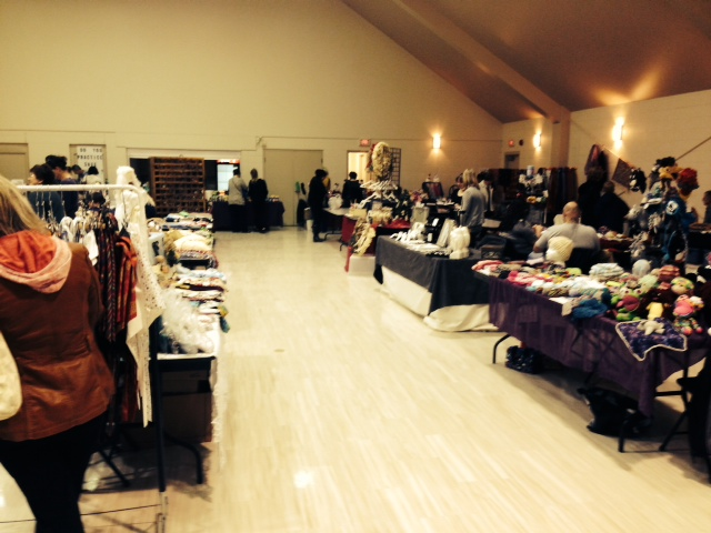 Acadia Christmas Craft Sale 2014